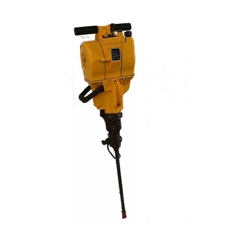 内燃式凿岩机的特性,内燃式凿岩机的用途