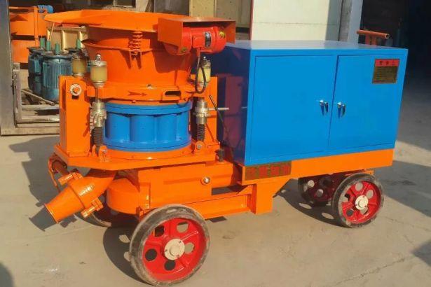 矿用喷浆机