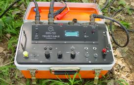 YCS360型矿用多通道瞬变电磁仪