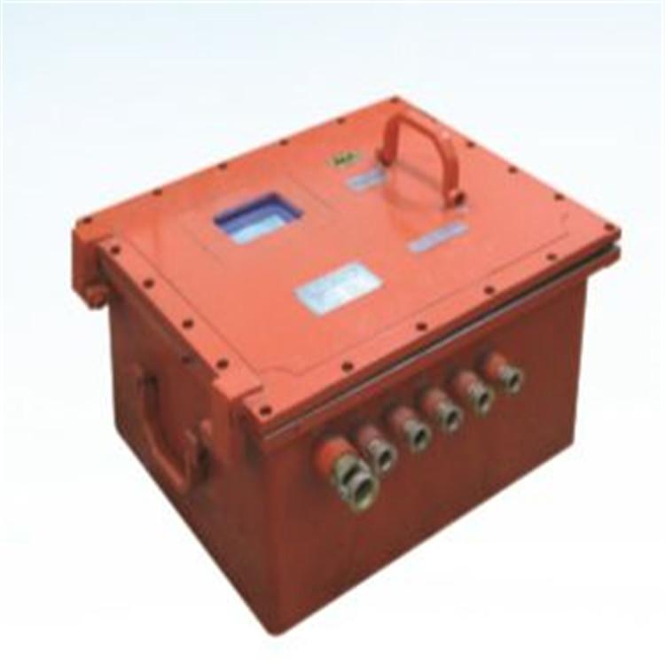 矿用电控箱,矿用电控箱结构特点