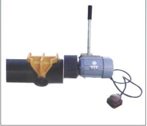 DM-I型钢轨断面打磨机