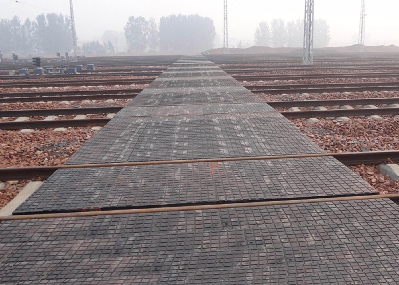 供应P60KG铁路道口板