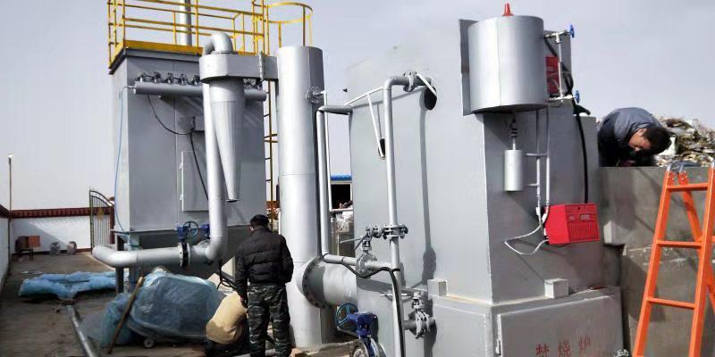 环保新能源  10t/d焚烧炉设备