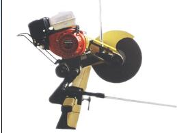 NQG-Ⅱ型内燃切轨机