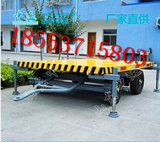 非标5t平板拖车  平板拖车厂家 平板拖车直销