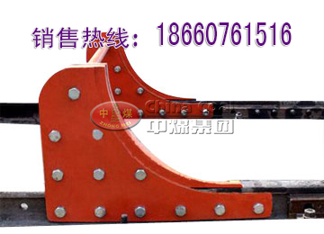 WCD系列月牙挡车器    月牙挡车器   挡车器