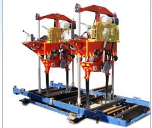 YCD-4型液压道岔捣固机