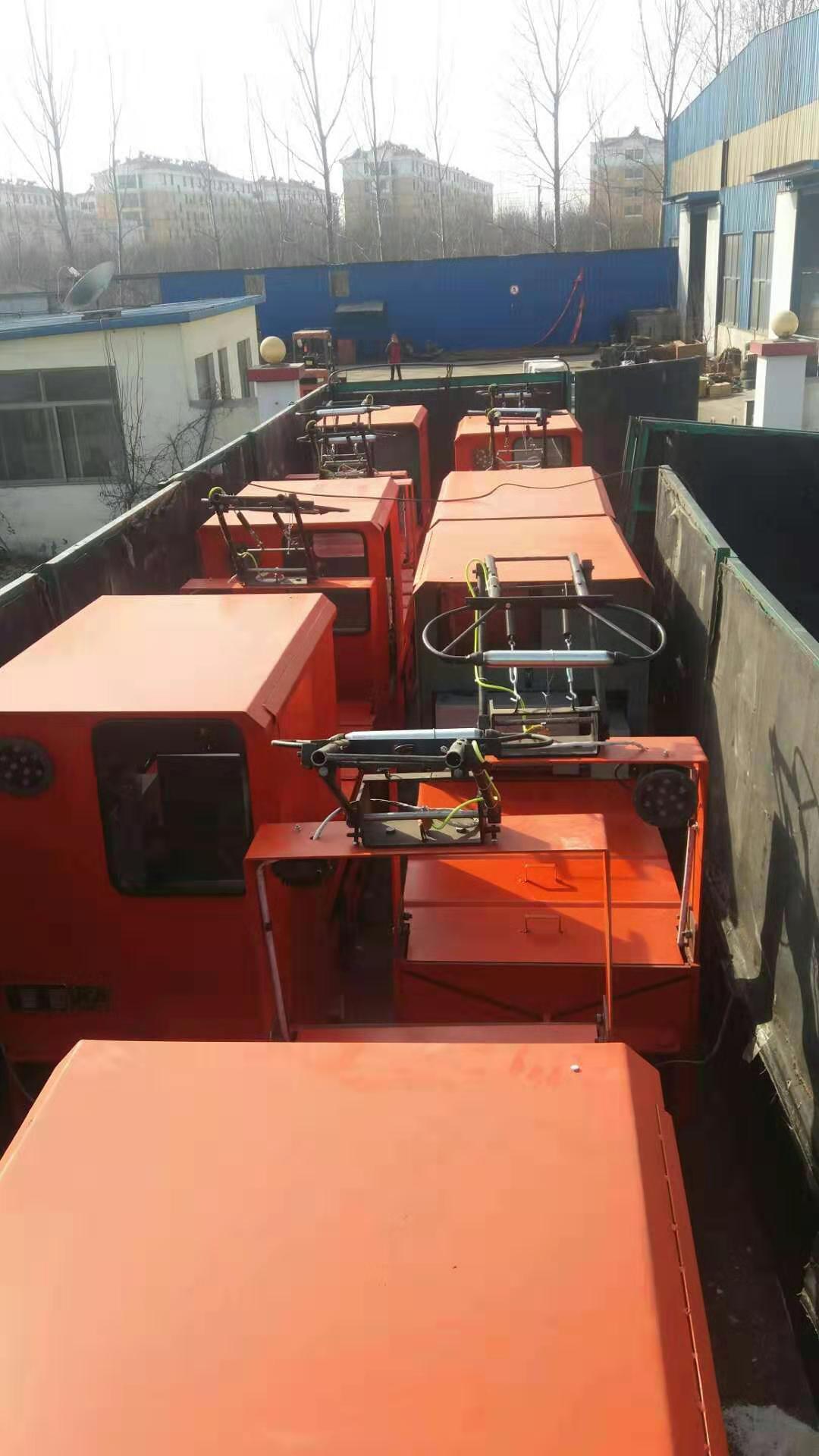 3吨架线式电机车的详细参数
