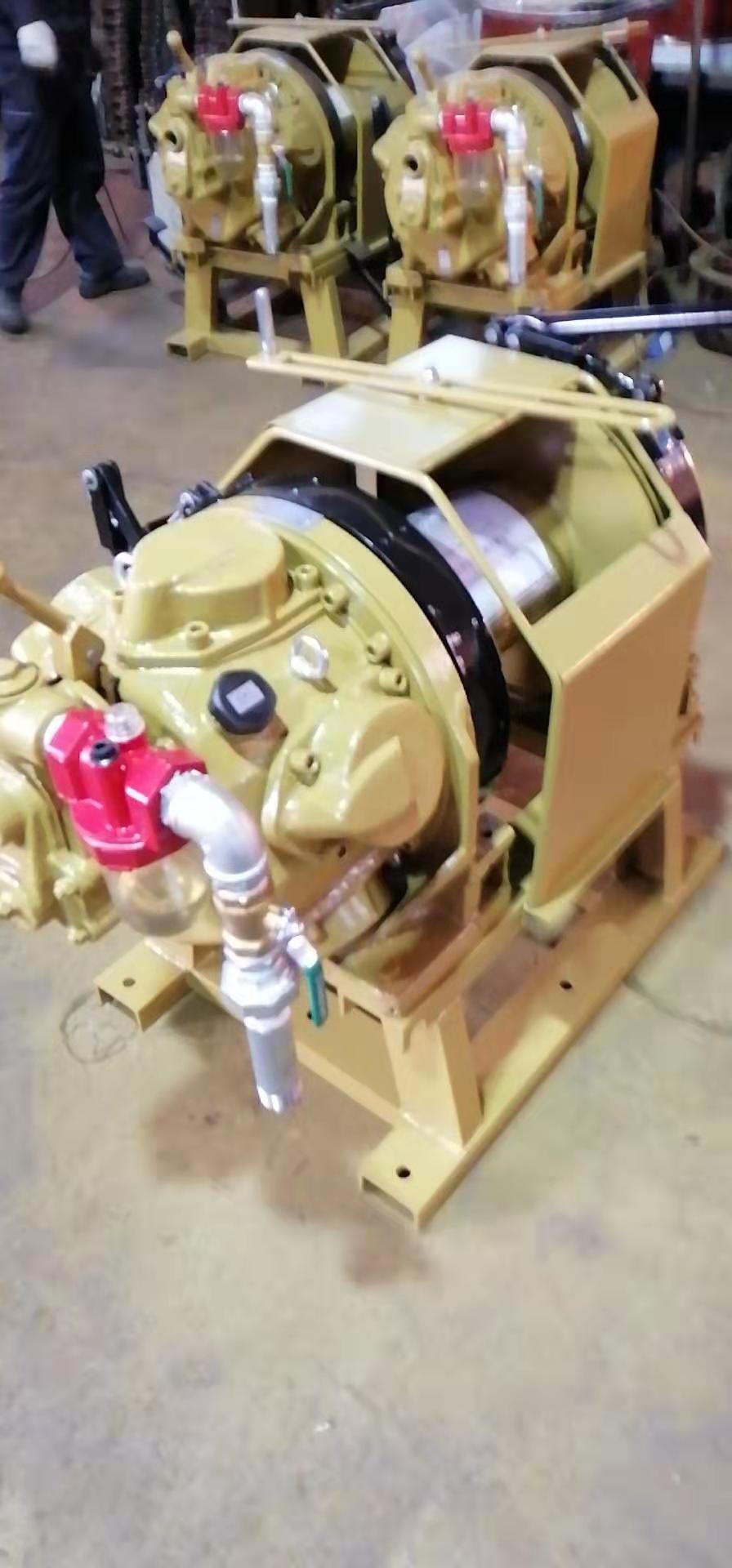 气动绞车   矿用绞车  气动绞车生产