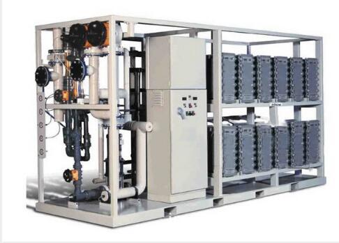 RO-EDI高纯水制取设备