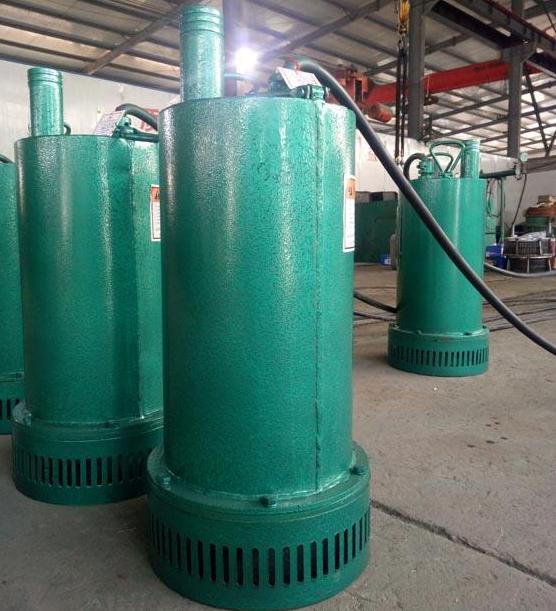 BQS2.2-220KW矿用隔爆型潜水排沙电泵
