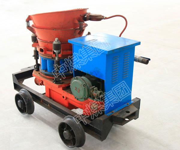 供应PC9I型转子式混凝土喷射机