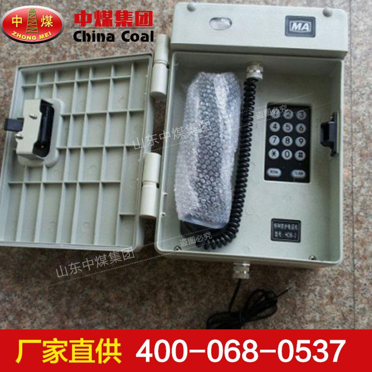 GY-KY数字抗噪声扩音电话,矿用电话厂家价格
