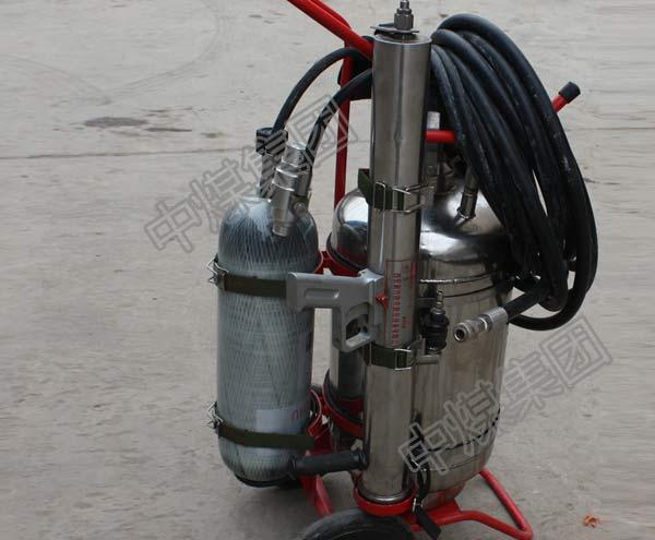 供应推车式脉冲气压喷雾水枪