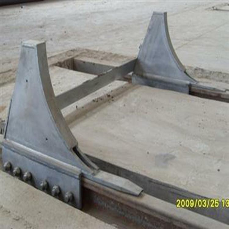 轨道车档 WCD型弯式月牙挡车器 设备操作