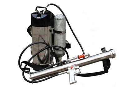 供应矿用脉冲气压喷雾灭火装置
