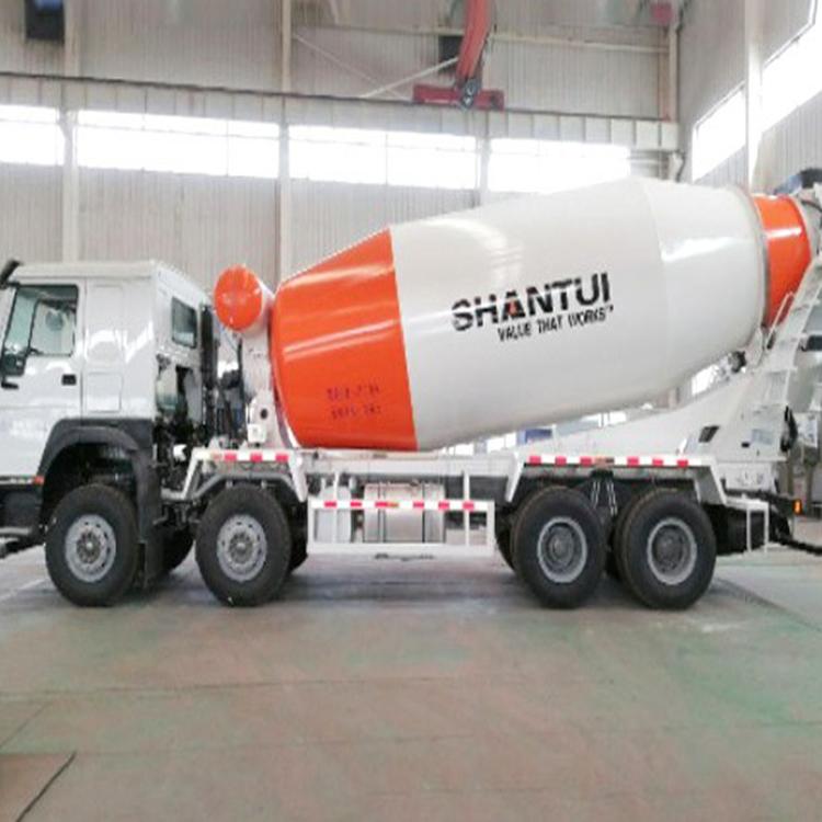 SDX5318GJBE1混凝土搅拌运输车 厂家新款