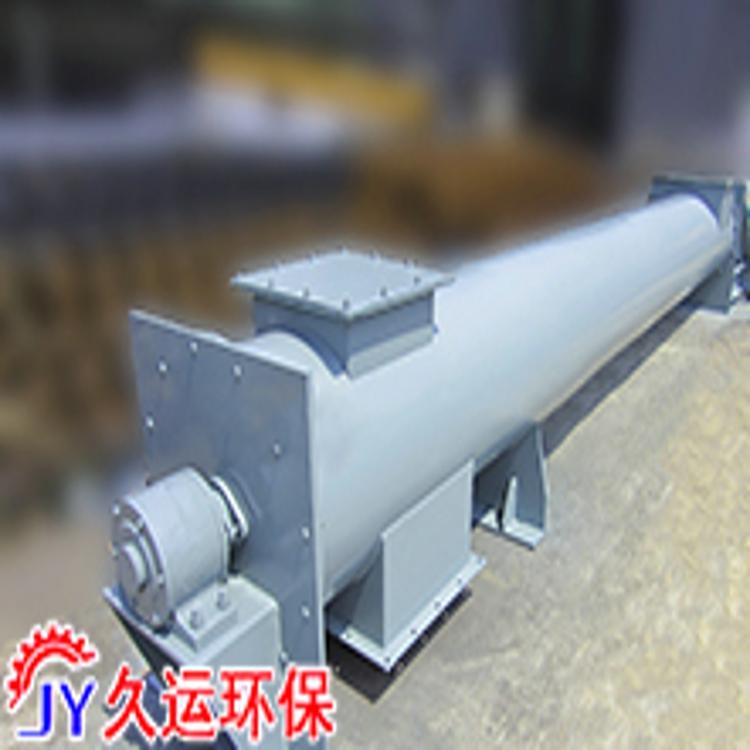 厂家直供GL500管式螺旋输送机 输送设备销售