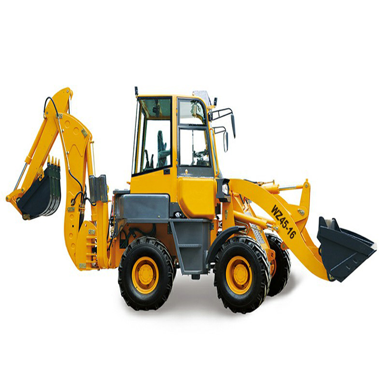 WZ45-16系列挖掘装载机 WZ45-16系列挖掘装载机 设备价格