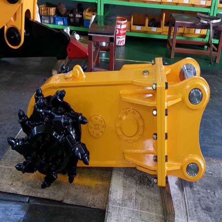 横纵向铣挖机 铣挖机规格 铣刨机功能描述