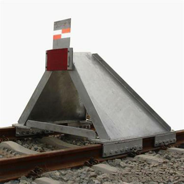 铁路固定挡车器 XCD-K型立式固定挡车器 厂家直销