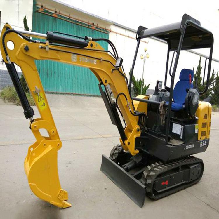 小型挖掘机STW23S 小型挖掘机STW23S操作说明