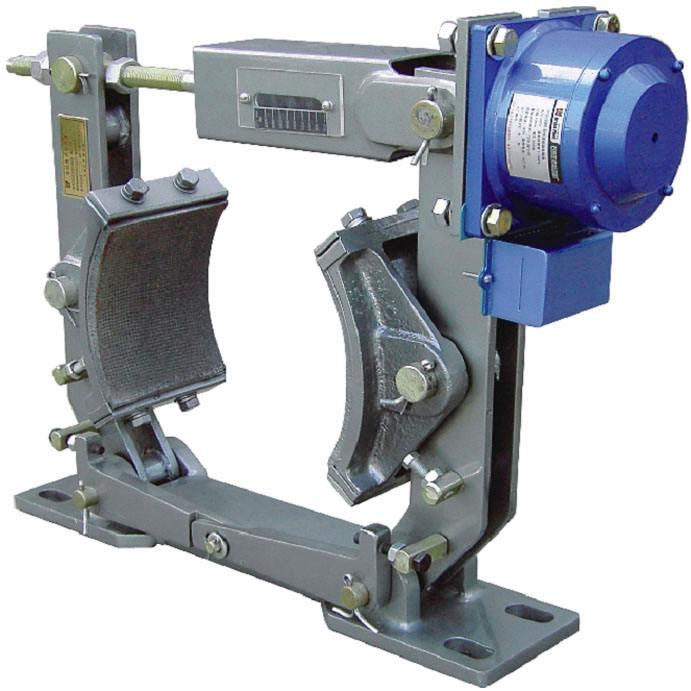500型制动器,电力液压鼓式制动器带手动释放,焦作制动器厂家