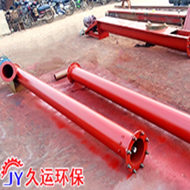 倾斜管式螺旋输送机优点 输送设备技术特点