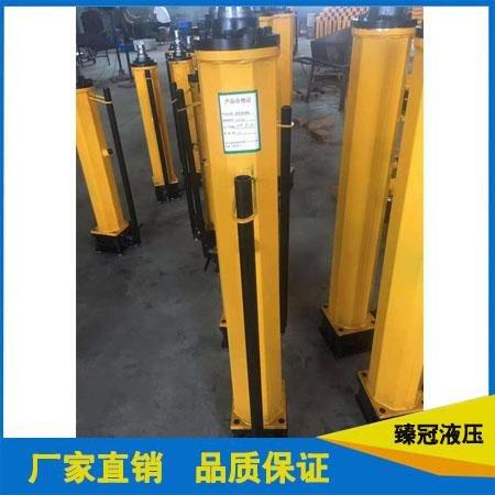 YT4-8A型便携式手动单体液压推溜器生产厂家