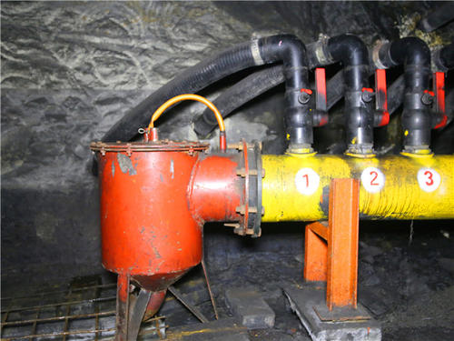工作面本煤层抽放安全技术措施