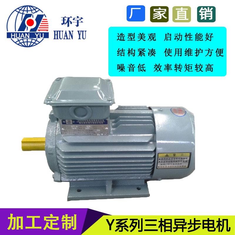 Y系列三相异步电机