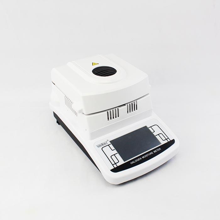 供应炉渣快速水分仪MS105  中药渣食品下脚料水分测定仪
