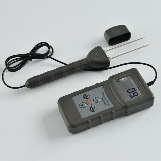 供应皮棉棉花水分分析仪TK100C  棉纱压缩棉包测水仪