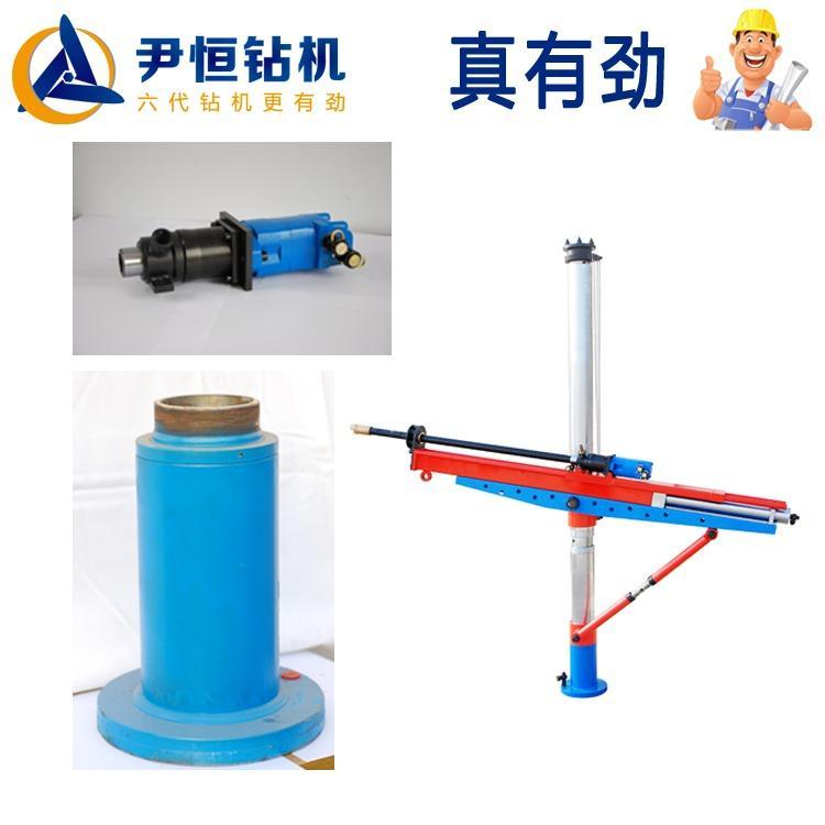 液压回转探水钻机钻主要用途保养