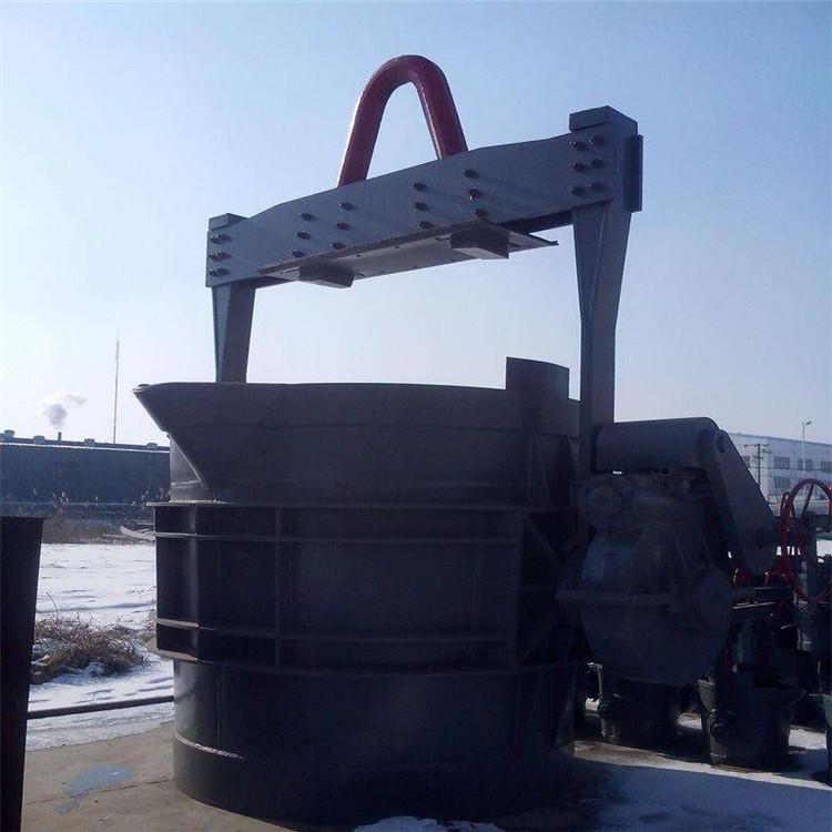 0.5-30t钢水包材质,钢水包生产商直销,中煤钢水包直销价格