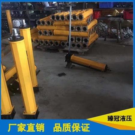 生产8000mm行程液压推溜器 直销8000mm行程液压推溜器