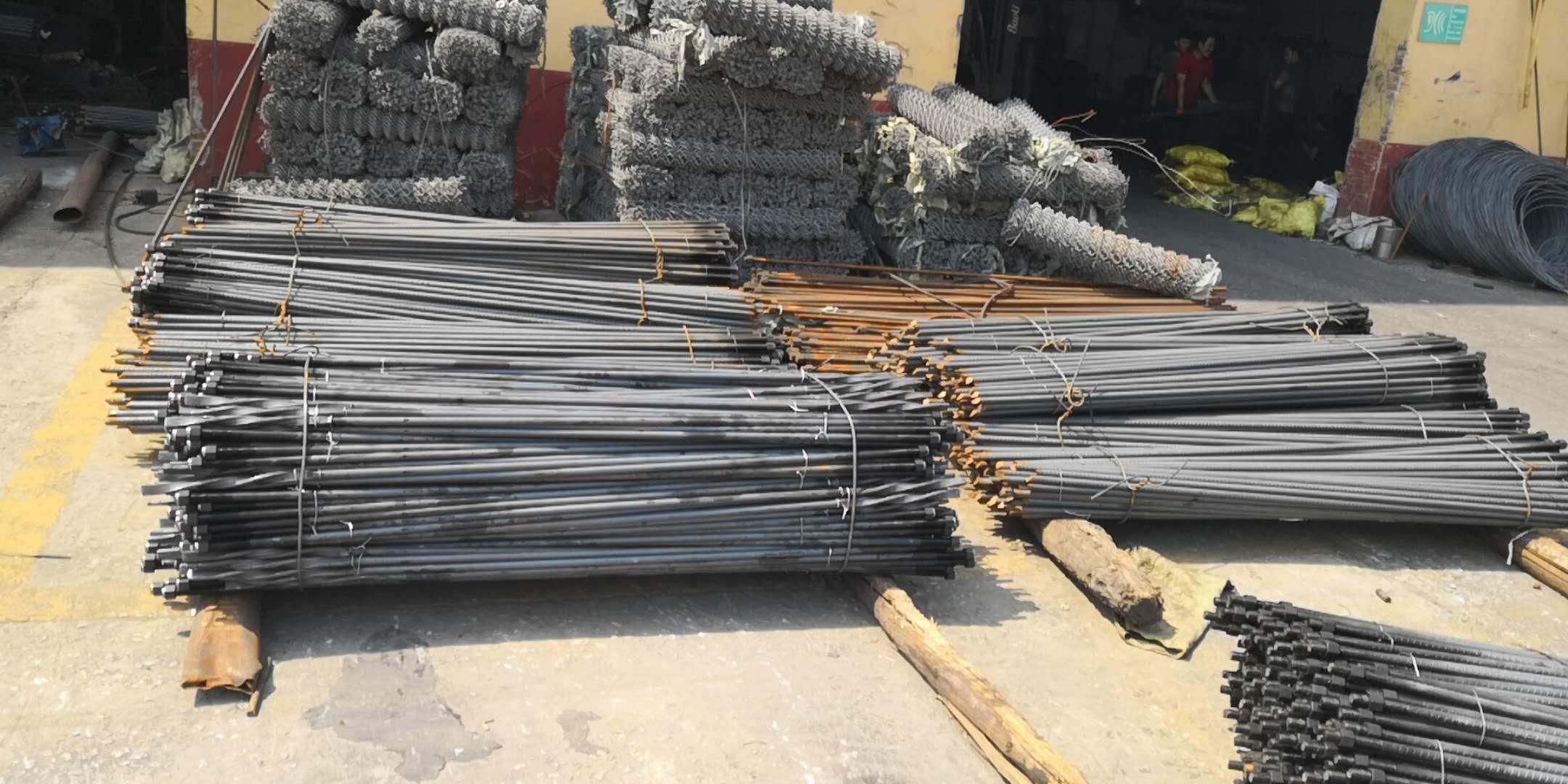 厂家直销矿用锚杆 矿用锚杆价格 矿用支护锚杆批发