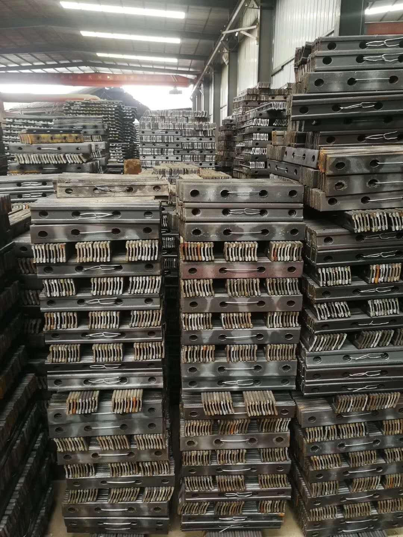 道夹板价格 道夹板生产厂家  铁路道夹板