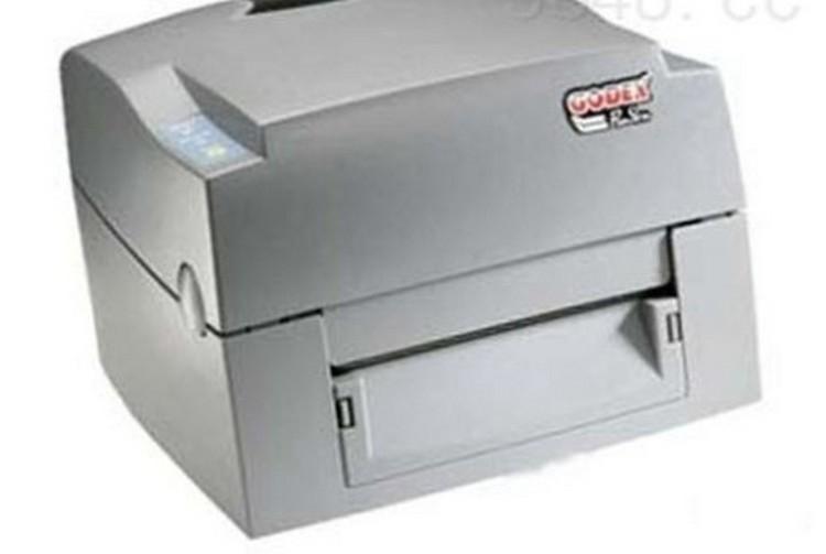 GODEX G500U条码打印机快递电子面单