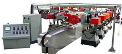 环带式自动连续抛光机厂家现货供应