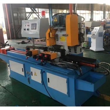 精度稳定自动油压钢管切割机/切断机
