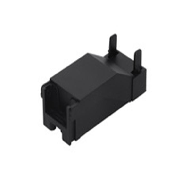 厂家直销 灯饰接线盒 3位接线盒塑料接线盒配快速接线端子 黑色