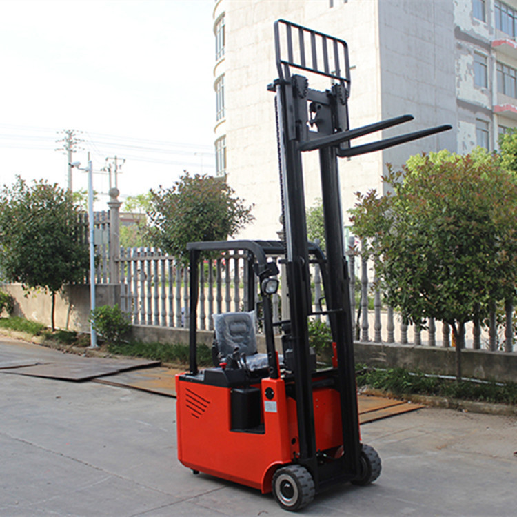 三轮电动平衡重式叉车生产商 供应三轮电动平衡重式叉车