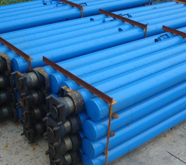 DWQ轻型钛合金单体液压支柱