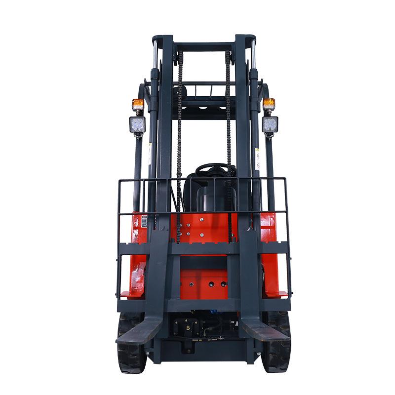 厂家直销CPD10铅酸电动升降四轮电动叉车