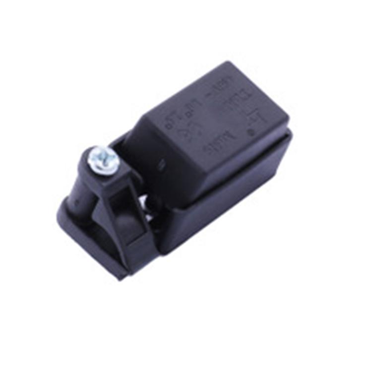 厂家生产直销 筒灯/射灯两位接线盒 塑料迷你接线盒 黑色接线盒