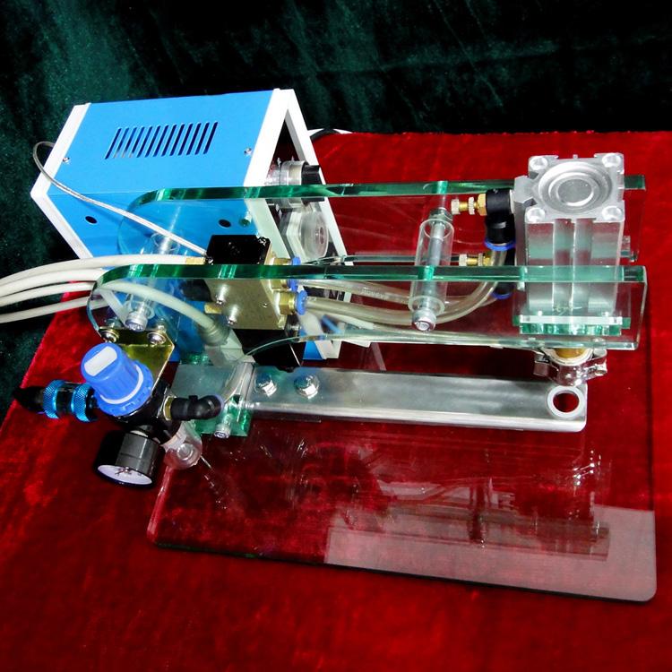 蘑菇包热压机 各类食品包装设备 快速包装排气设备