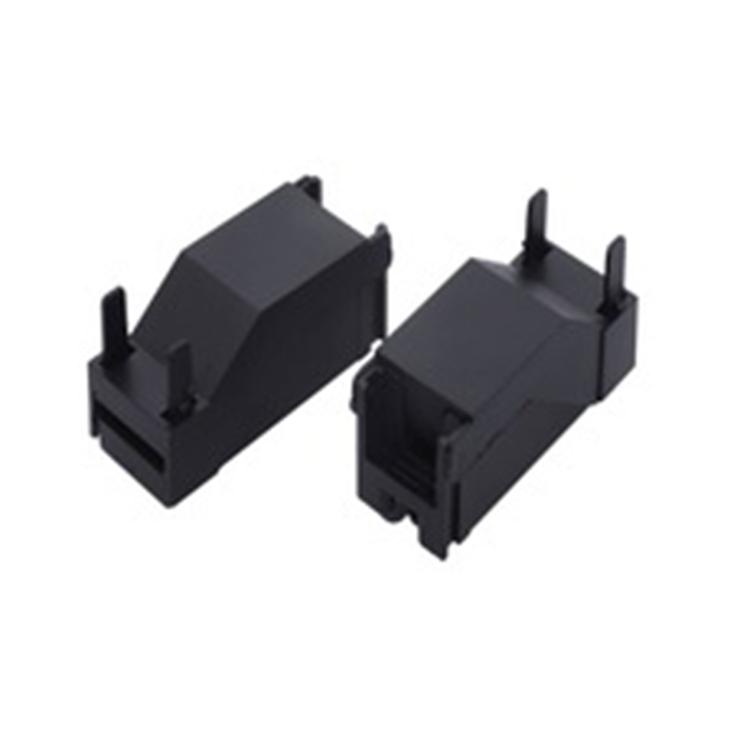 16A 450V 2位 黑色 接线盒 塑料 配快速接线端子