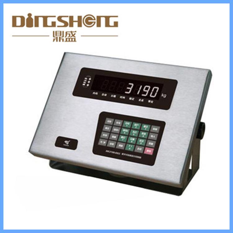 DS3固定式数字电子汽车衡直销 固定式数字电子汽车衡
