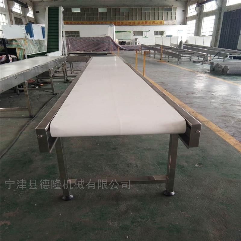dl-3不锈钢皮带输送机报价低